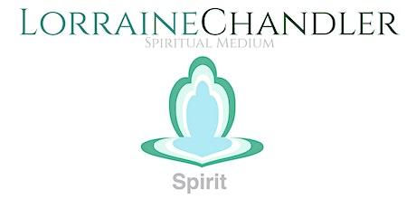 Spiritual Reading tickets