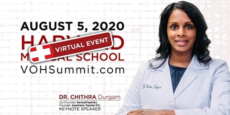 The Voice of Healthcare Summit 2020 - VIRTUAL CONFERENCE tickets