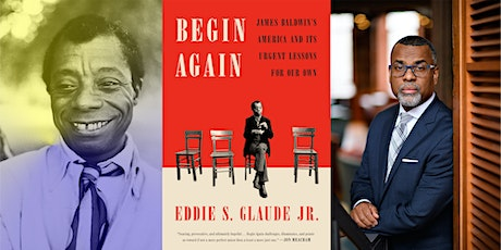 James Baldwin discussion with Dr. Eddie Glaude tickets