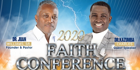 **VENDOR PROMOTION** FOR 2020 FAITH CONFERENCE tickets
