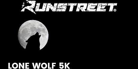 Lone Wolf 5K Virtual Race tickets