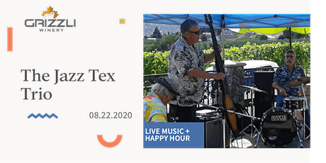 Saturday Happy Hour: Live Music & Food Trucks  ft. Jazz Tex Trio tickets