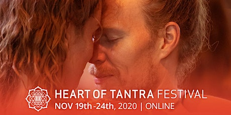 Heart of Tantra Festival 2020 - Online tickets
