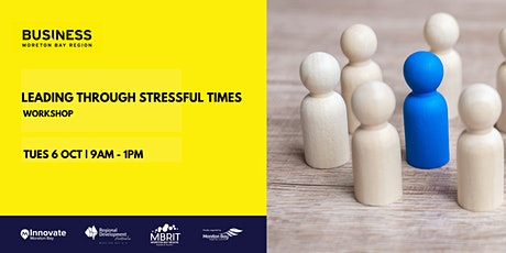 Leading through stressful times [business workshop] tickets
