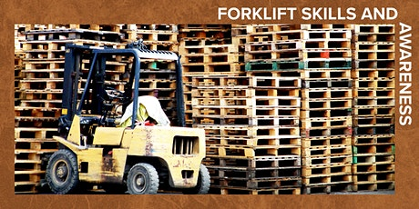Forklift Skills & Awareness  - 1 day course tickets