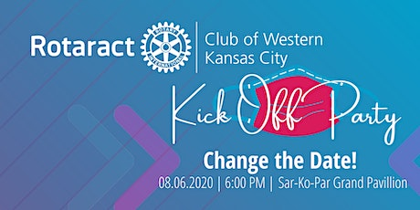 Rotaract Club of Western Kansas City Kick Off Event tickets