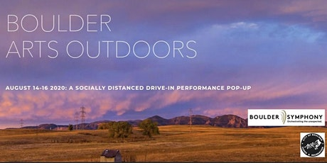 Boulder Arts Outdoors tickets
