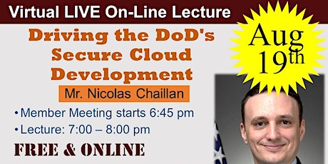 Driving the DoD's Secure Cloud Development (Virtual On-Line) tickets