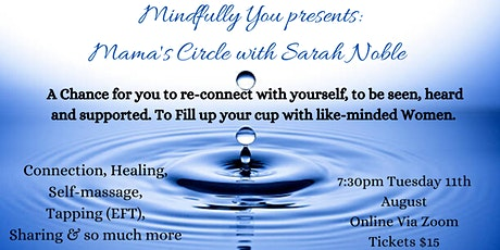 Mindful Mama's Circle with Sarah Noble tickets