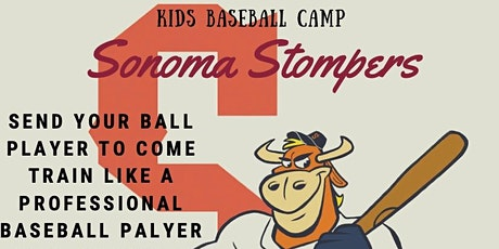 Junior Stompers Baseball Camp tickets