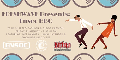 ENSOC BBQ : Retro Fashion and Disco Passion tickets