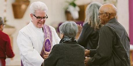St. Bernadette Catholic Church, Los Angeles: Mass in the School Courtyard tickets