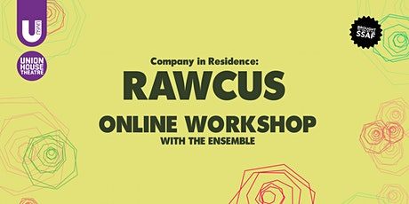 Devising Theatre: with Rawcus tickets