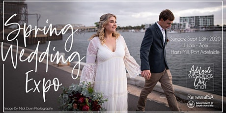Spring  Wedding Expo - Adelaide Weddings Chit Chat 11am-3pm tickets