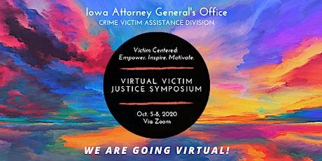2020 Virtual Victim Justice Symposium (Empower. Inspire. Motivate) tickets