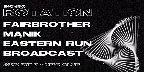 Rotation (Fairbrother & Friends) tickets
