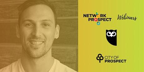 Network Prospect Webinar - Top Trends in Social Media - 2020 Edition tickets