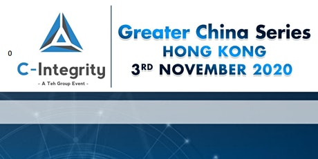 C-INTEGRITY HONG KONG 2020 tickets
