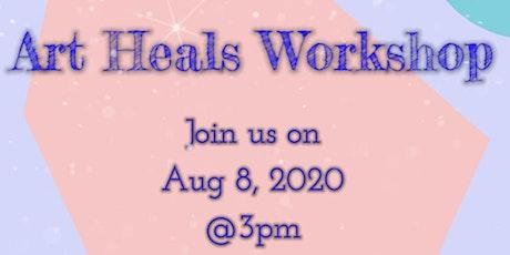 Art Heals Workshop tickets