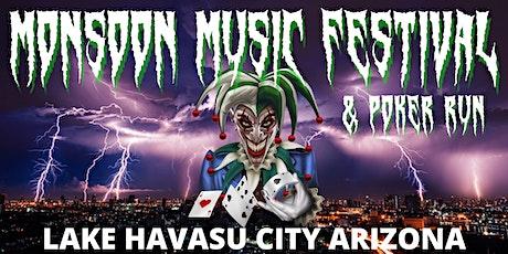 Monsoon Music Festival tickets