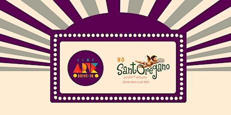 Cine Arte Drive-In no Santoregano ingressos
