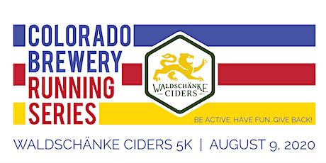 Waldschänke Ciders 5k | Colorado Brewery Running Series tickets