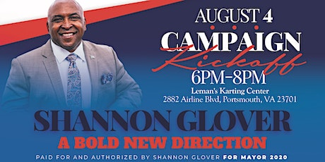 Shannon Glover's Official Campaign Kickoff Rally tickets