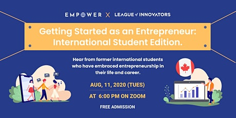 Getting Started as an Entrepreneur: International Student Edition tickets