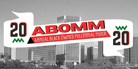 Annual Black Owned Millennial Mixer tickets