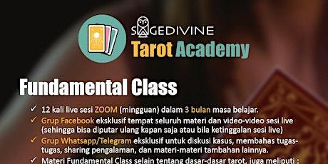 Tarot Academy Online (Weekly Class) tickets