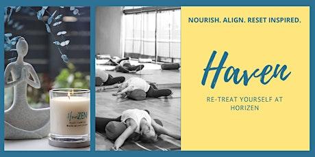 Haven Spring Yoga Retreat tickets