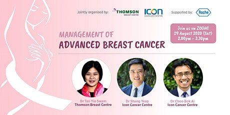 Management of Advanced Breast Cancer tickets