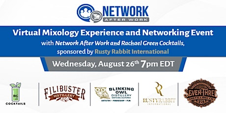 Virtual Mixology Experience and Networking Event tickets