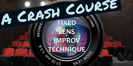 Workshop: Marcus Sams: A Crash Course into the F.L.I. Technique tickets