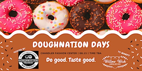 Doughnation Day for Willow Wish tickets