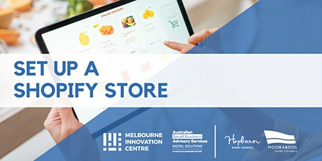 Set up a Shopify Store - Hepburn & Moorabool tickets