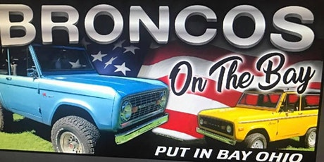Bronco's On The Bay 2020 tickets
