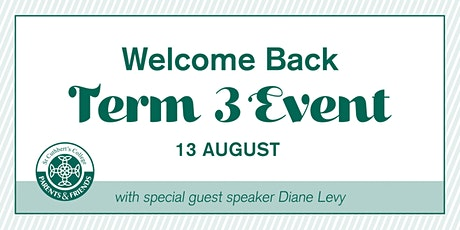 P&F Welcome Back Term 3 Event tickets
