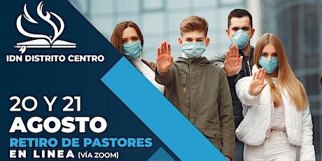La Familia Pastoral y vida Espiritual en Tiempos de Pandemia (IDN DC Mex) boletos