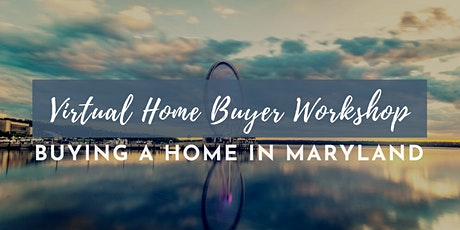Down Payment Programs to Buy a Home in Maryland[Webinar] tickets