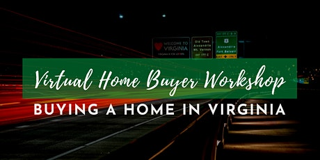 Down Payment Programs to Buy a Home in Virginia[Webinar] tickets
