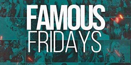FAMOUS FRIDAYS @ HALO ATL tickets