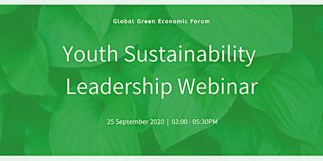 GGEF Youth Sustainability Leadership Seminar tickets