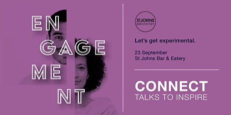 Connect: Talks to Inspire - Engagement tickets