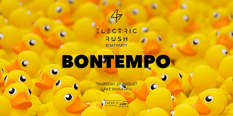 Electric Rush Boat Party ft. Bontempo tickets