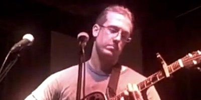 Nate Loizeaux Live at Singing Water Vineyards