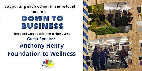Meet and Greet Social Networking Event (5 Petal) tickets