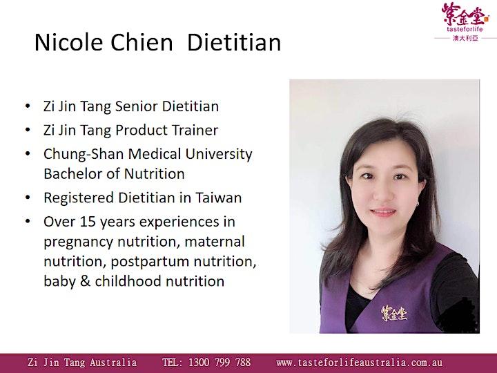 Pregnancy Care: Postnatal Nutrition with Asian Recipe, Lactation image