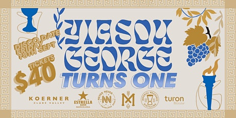 Yiasou George's Birthday Party! tickets