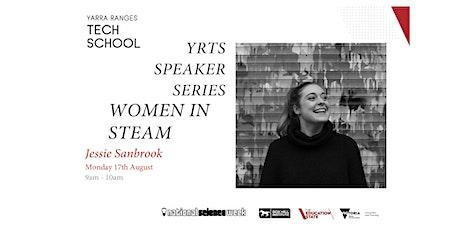 YRTS Speaker Series - Women in STEAM tickets